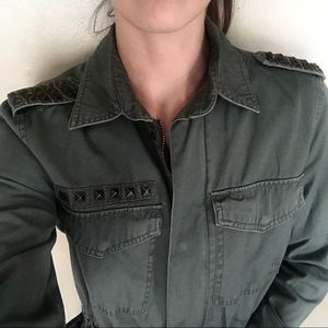 Mudd Utility Jacket